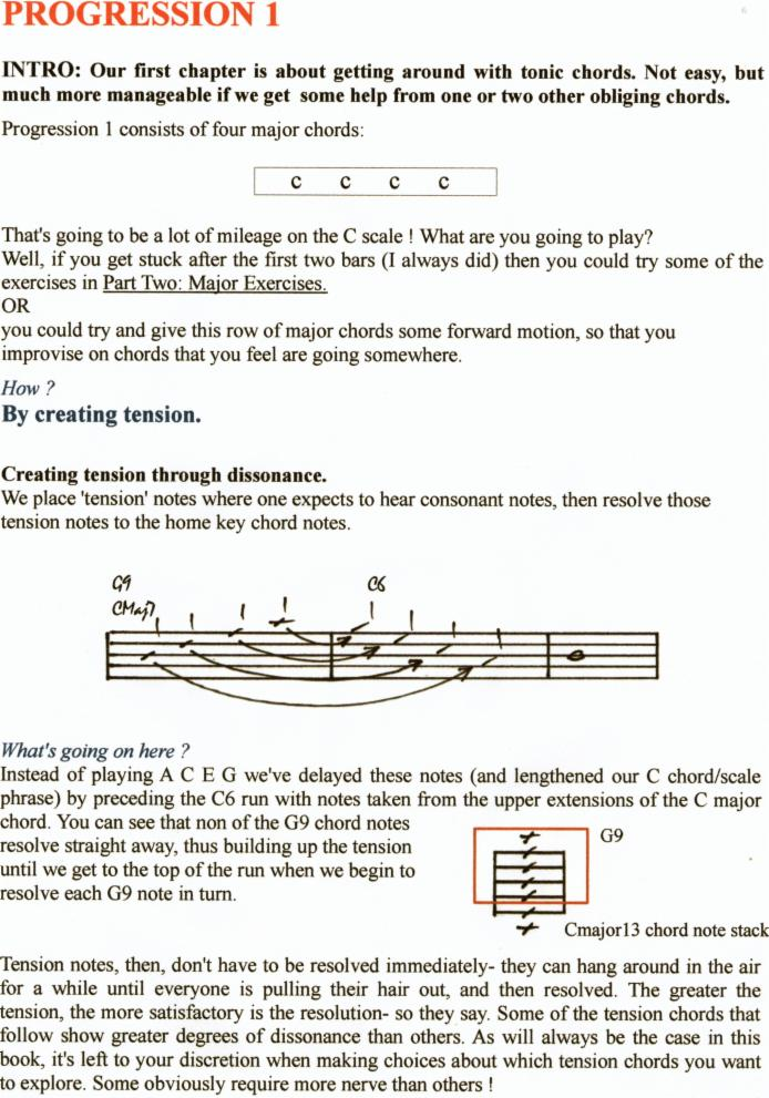 A Practical Guide Excerpt Guides To Improvisation